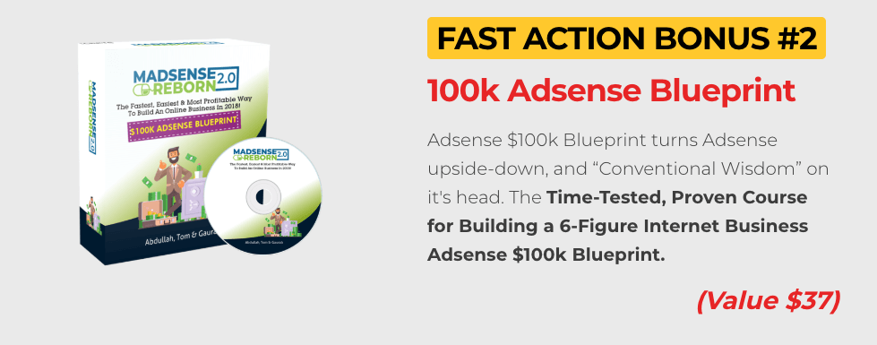 Madsense Reborn 2.0 is an Untapped Google Adsense Strategy Banking you Profits Daily Using Facebook Ads 5