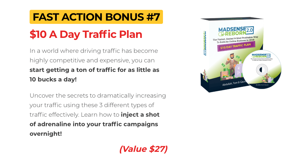 Madsense Reborn 2.0 is an Untapped Google Adsense Strategy Banking you Profits Daily Using Facebook Ads 11