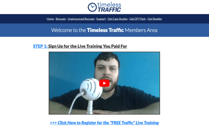 How Soufian and His Students Get thousands of Visitors Per Day in ANY Niche & Making $1,361 per Week in the Process 3