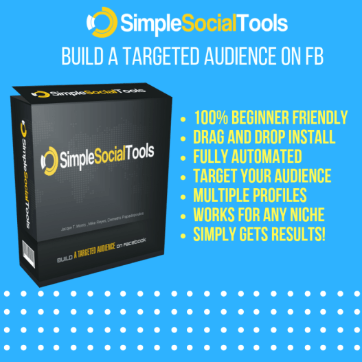 How To Build A Highly Targeted Audience on Social Media with Simple Social Tools 5