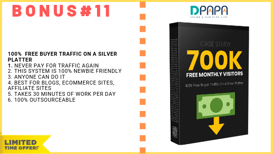 Hands-Free Commissions, Viral Traffic AND List Building In 60 Seconds Flat 29