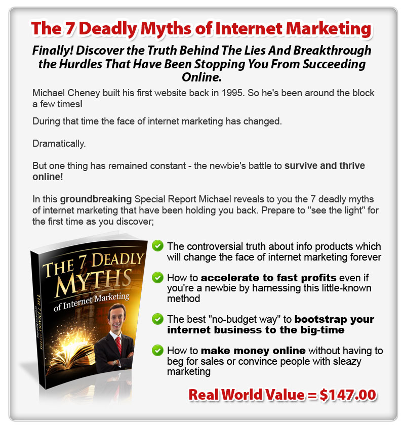 Where the Money is Online and How to Get it 10