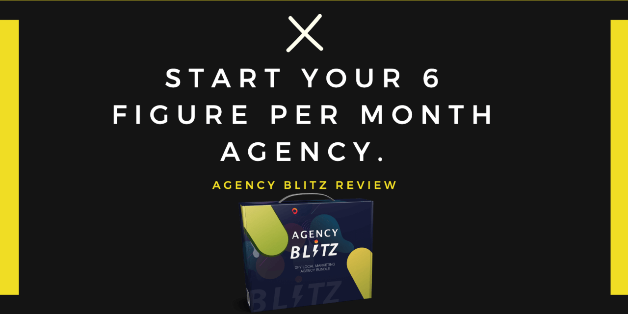 Start Your 6 Figure Per Month Agency FAST  With Your Done-For-You Websites, Proposals, Graphics, Contracts & More