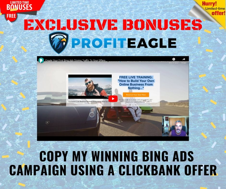 Create Profitable Super Affiliate Funnels in 60 seconds (With Autoresponder Included!) 6
