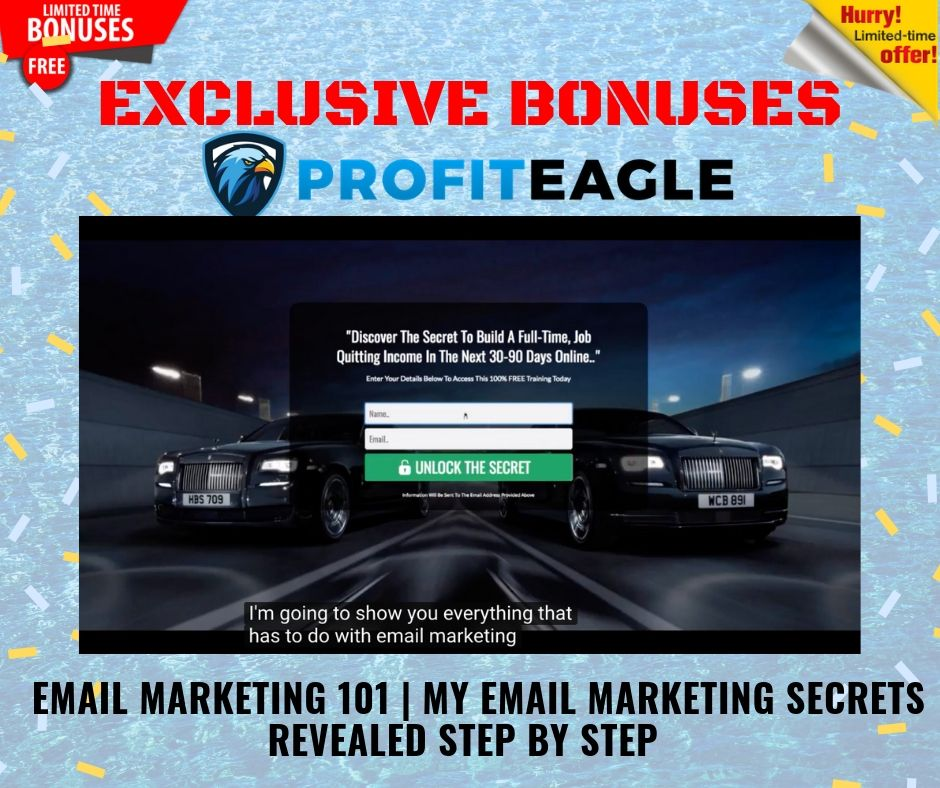 Create Profitable Super Affiliate Funnels in 60 seconds (With Autoresponder Included!) 9