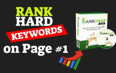 How To Rank For Hard Keywords on Page #1 of Both Google & Youtube In Minutes