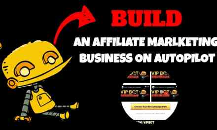 How to Build An Affiliate Marketing Business using Messenger Bots