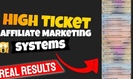 High Ticket Affiliate Marketing System That Forces You To Get REAL RESULTS | Untapped