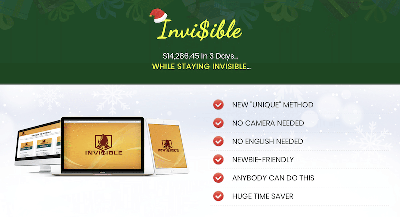 Xmas Super Bundle | Get The Best Selling IM Courses and Software for the Price of One! 17