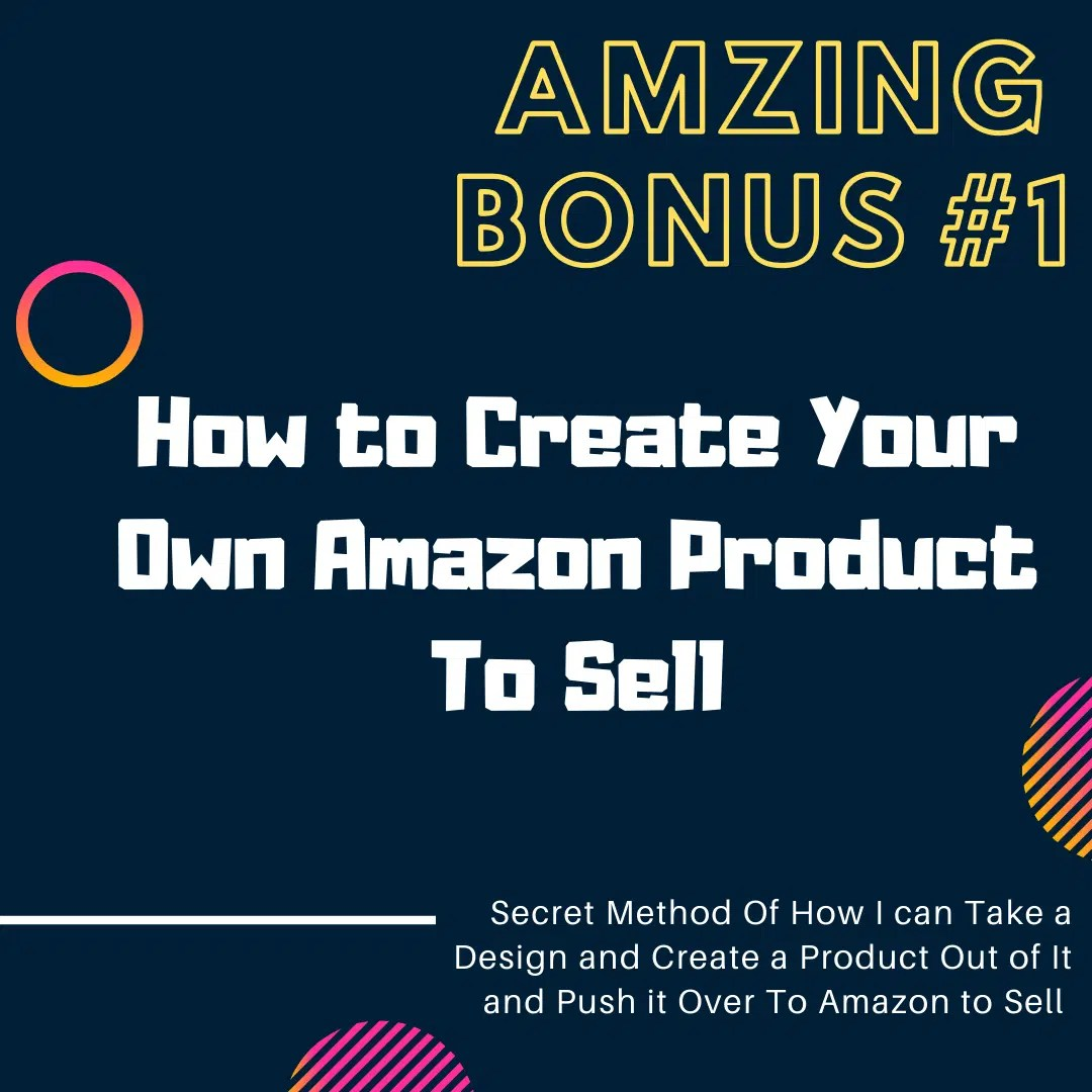 A-Z Step-By-Step Blueprint For Generating Quick N' Easy Profits On Amazon 8