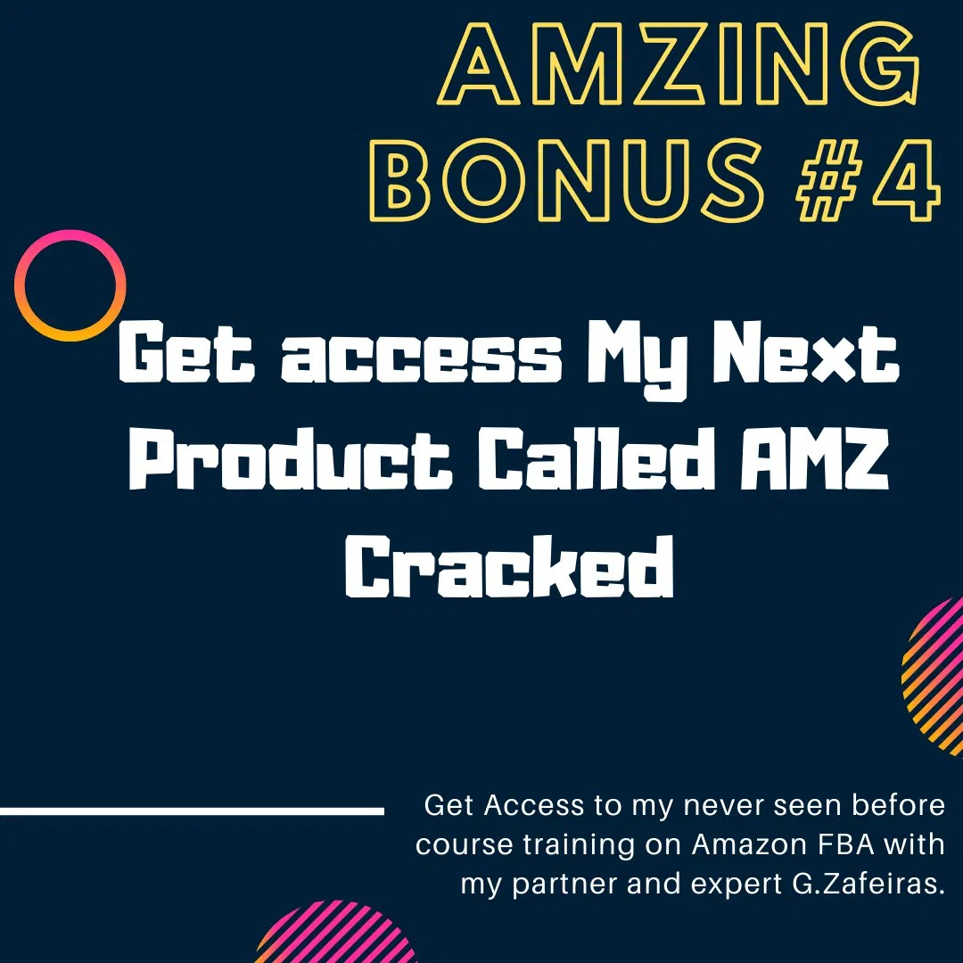 A-Z Step-By-Step Blueprint For Generating Quick N' Easy Profits On Amazon 13
