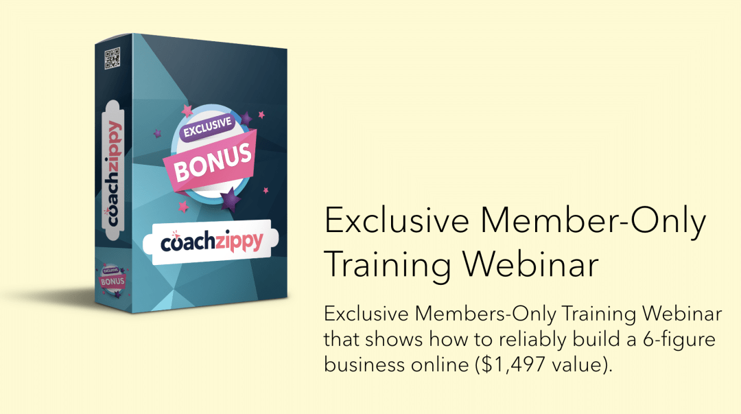 CoachZippy | All-in-one business platform that allows you to make and sell beautiful courses online 13