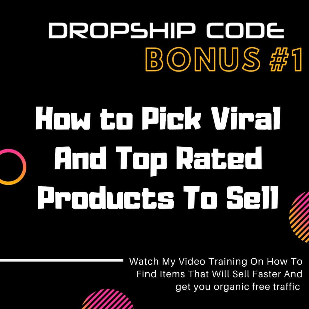 Learn How To Build A Highly Profitable Dropship Website... 2