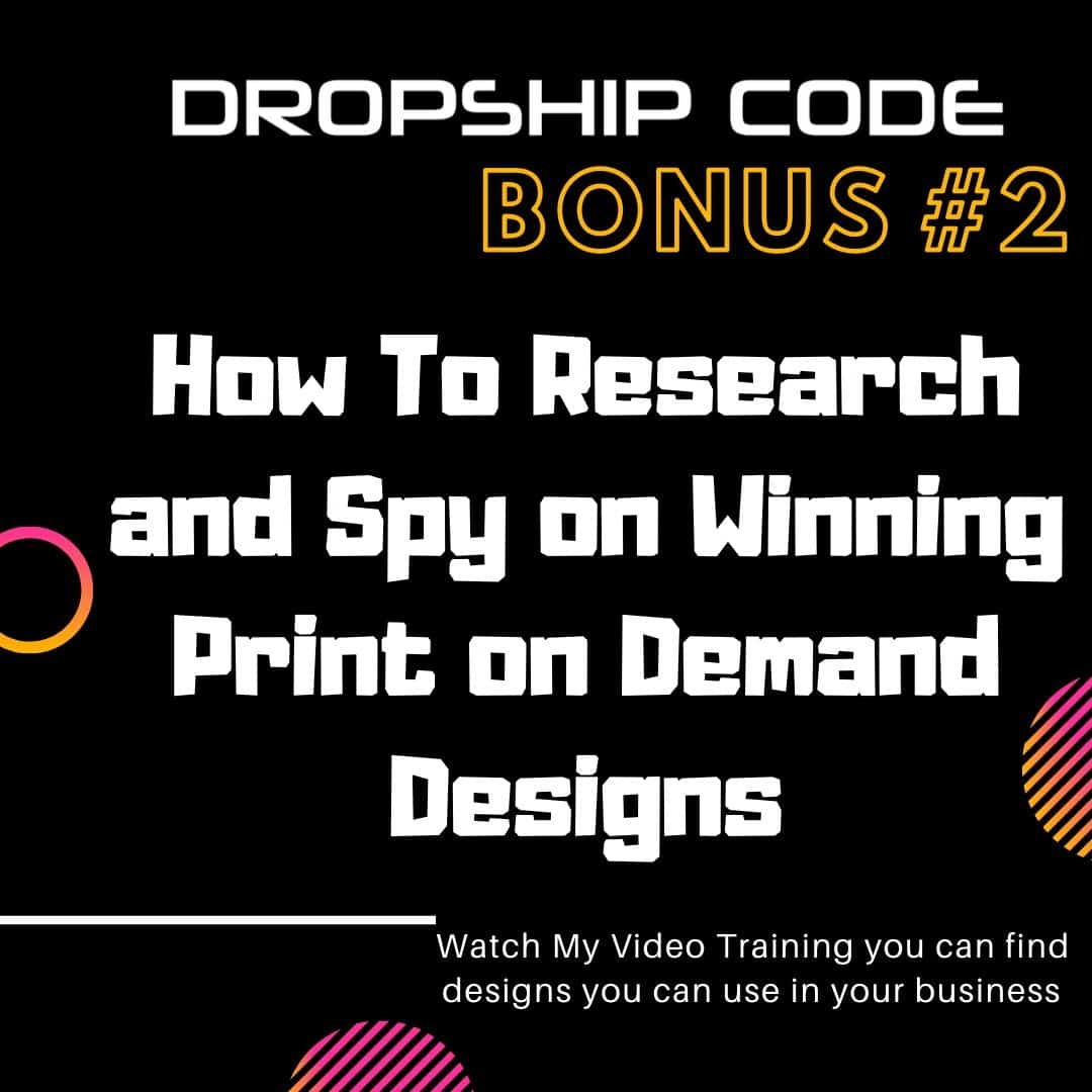 Learn How To Build A Highly Profitable Dropship Website... 3