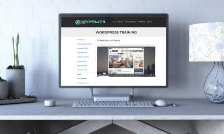 For Newbies: Build WP Affiliate Sites With Ease