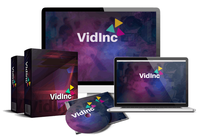 Turn LINKS into VIDEOS in minutes using VidInc 11
