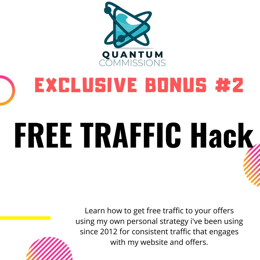 Quantum Commissions | Classic Affiliate Marketing Revealed 9