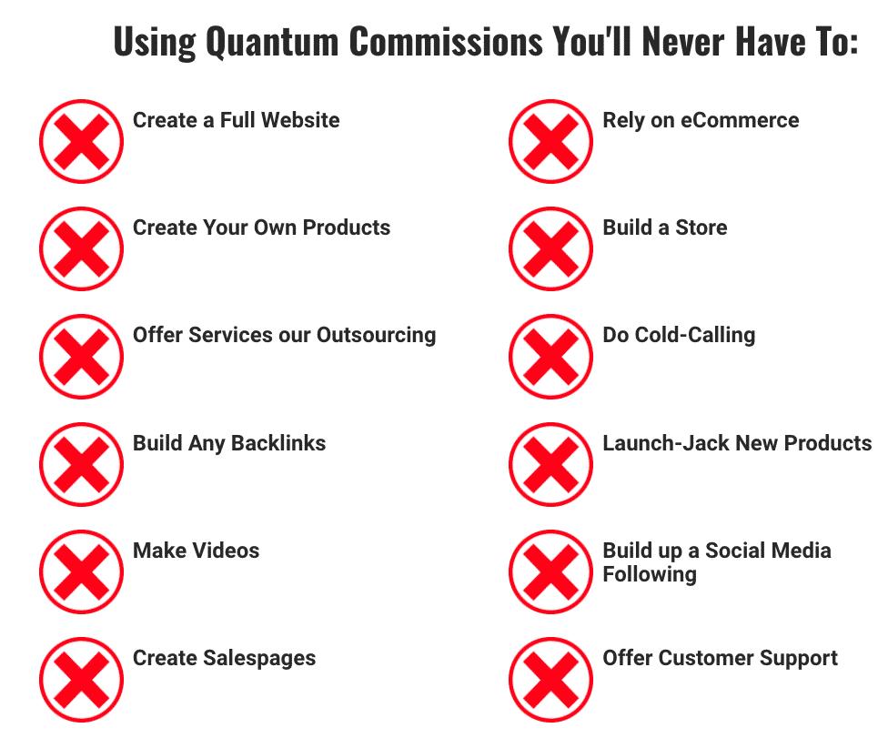 Quantum Commissions | Classic Affiliate Marketing Revealed 20