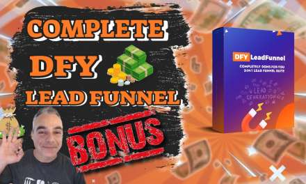 DFY LeadFunnel | 3-in-1 Lead Funnel Suite