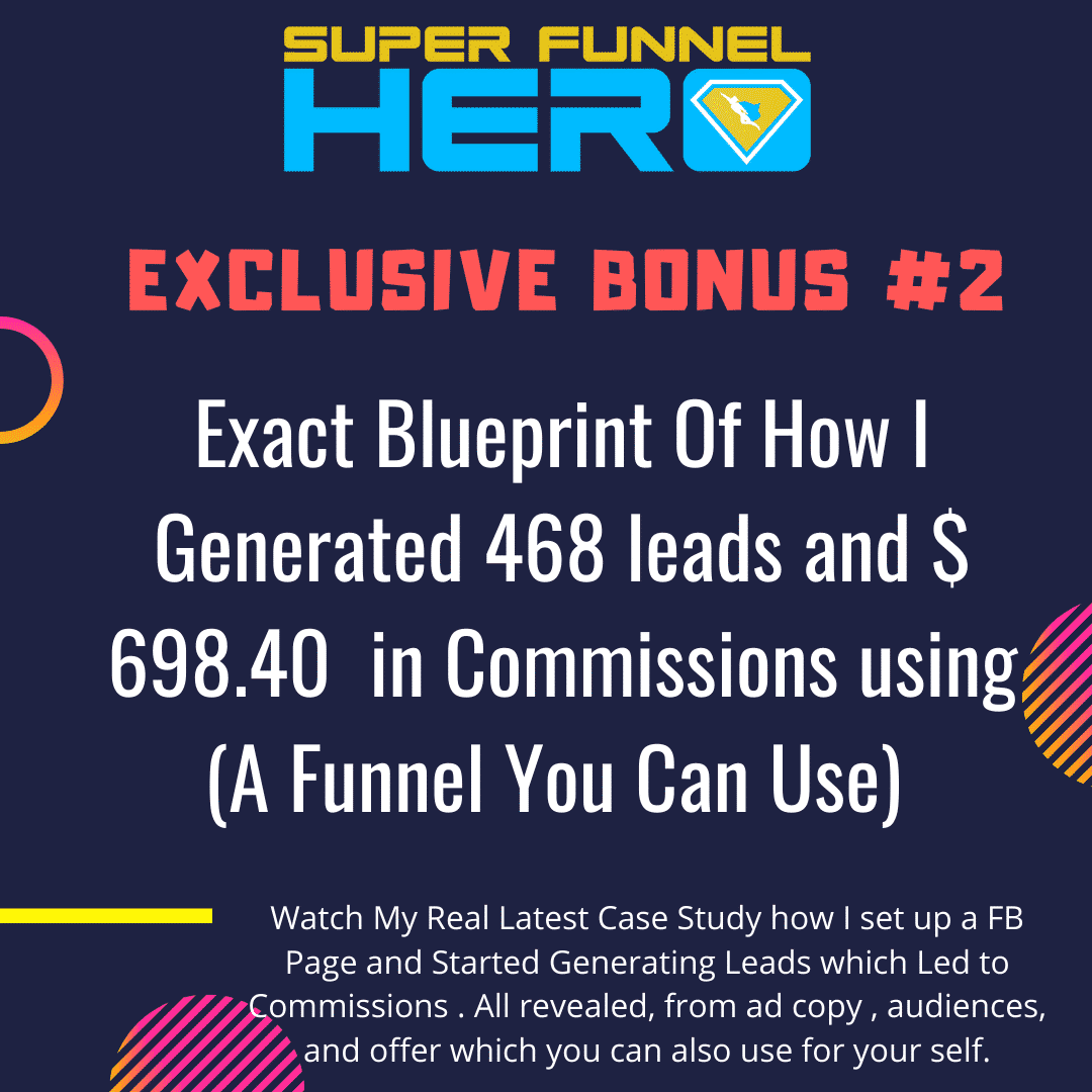 """DISCOVER """"How to Earn a 6-Figure Side-Income Online With A Free Super Funnel"""" 8"""