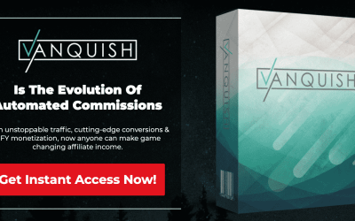 Vanquish Review | Traffic Software Turns Untapped YouTube Penny Clicks Into $650 Commissions
