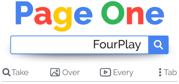 Page One Four Play | The Sneaky Way Of DOMINATING Page One of Google and Youtube 2