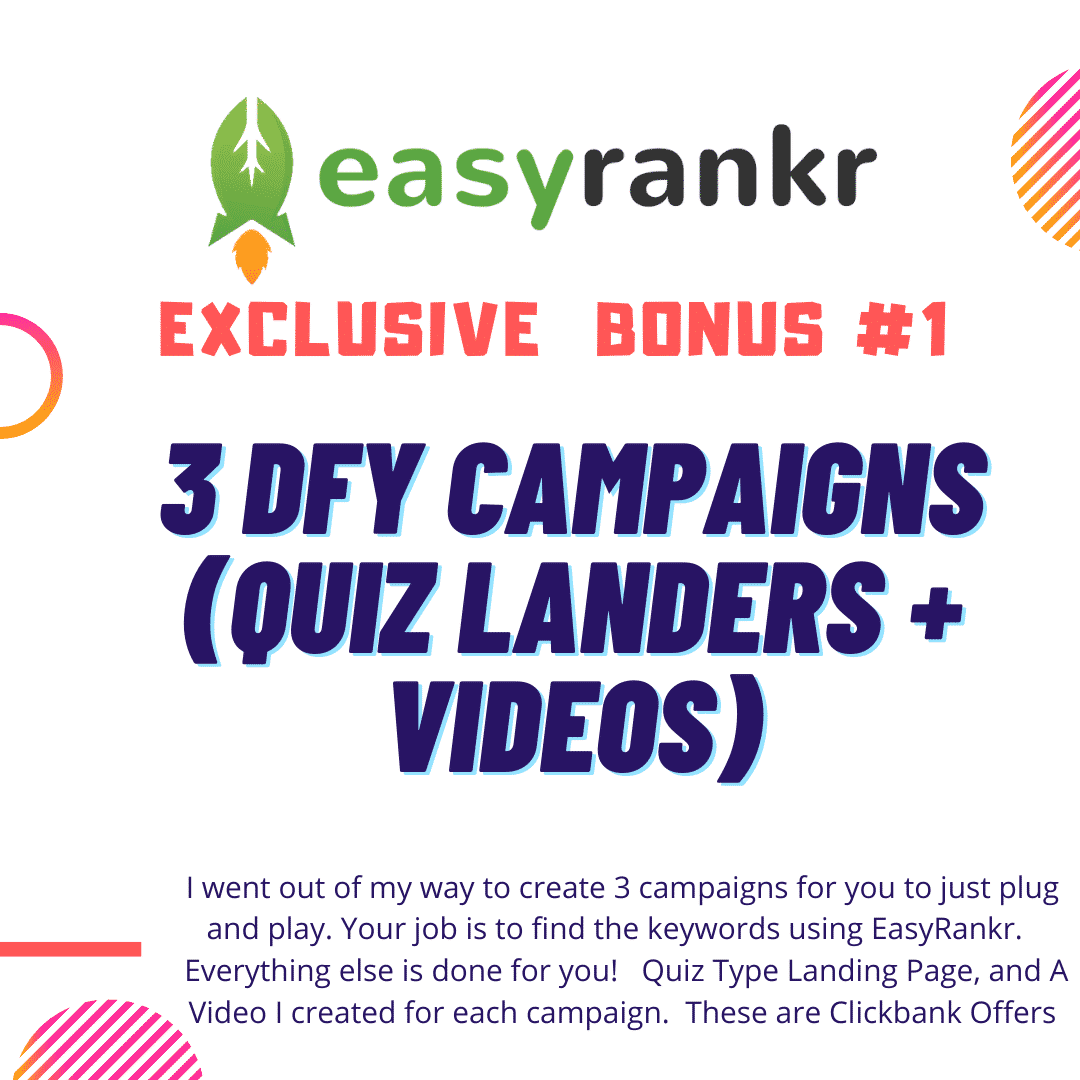How To Promote Clickbank Offers With Youtube | 🔥 EasyRankr Real Case Study 🔥 19