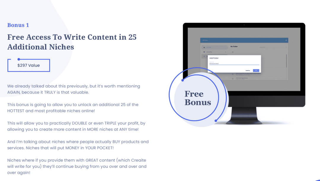 How To Create Perfectly Readable Content In ANY Major Niche In Under 90 seconds 10