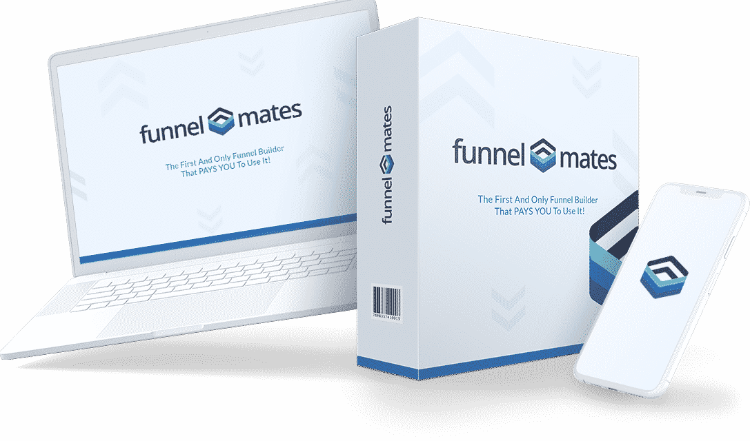 Funnel Mates a Funnel Builder That Pays YOU To Use It