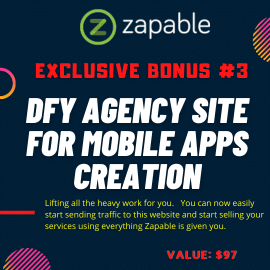 Zapable Review | Create Mobile Apps in a Zap for $3,000 in Profit 12