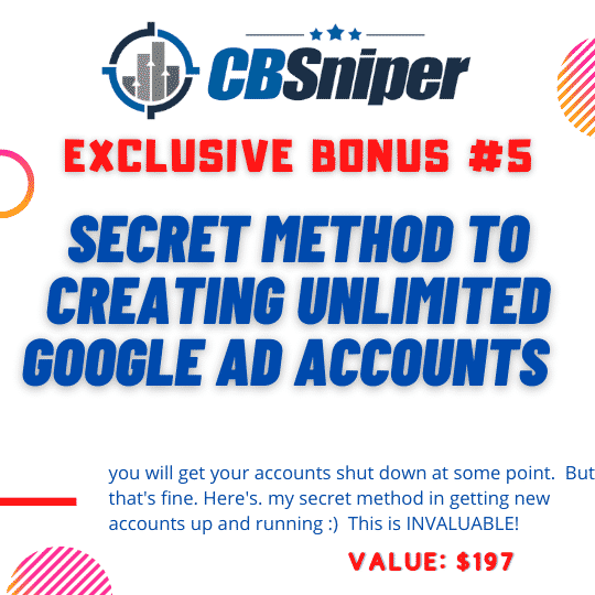 Bank Up to $2352 In 13 Days with Clickbank using the CB Sniper Method 10