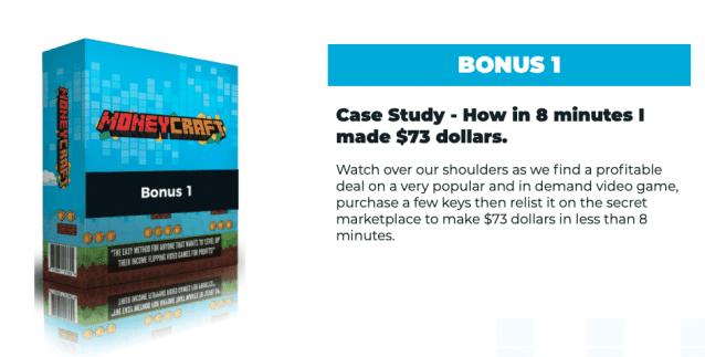 MoneyCraft Reloaded | Make Money Online By Flipping Popular Video Games 6
