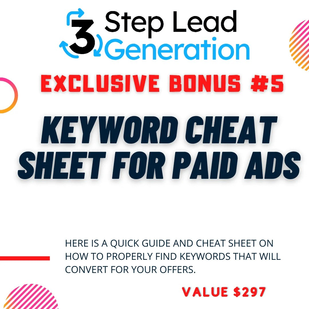 3 Step Lead Generation | A Brand New Client-Getting Secret 9