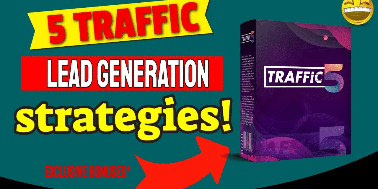 Five Traffic Methods You Can Use To Build Your List FAST   Traffic Five