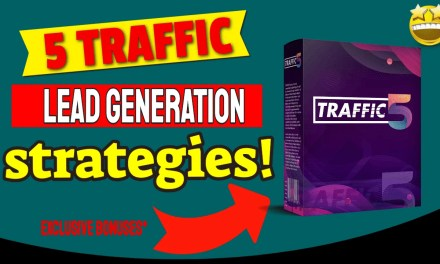 Five Traffic Methods You Can Use To Build Your List FAST | Traffic Five