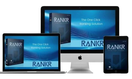 Rankr – Get on Google Page 1 Easily & Quickly