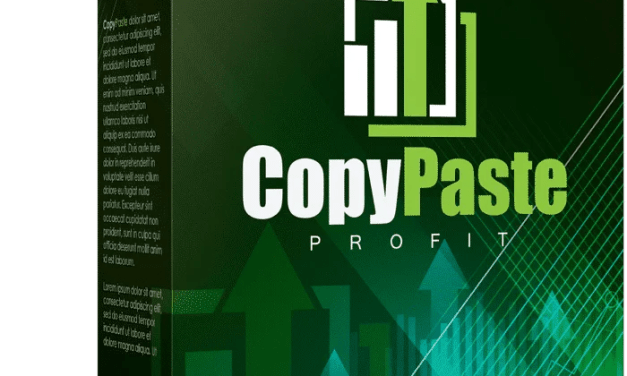 Copy Paste Profits |  3 Easy Steps To Generating CPA Affiliate Commissions