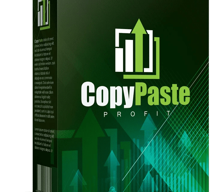 Copy Paste Profits    3 Easy Steps To Generating CPA Affiliate Commissions