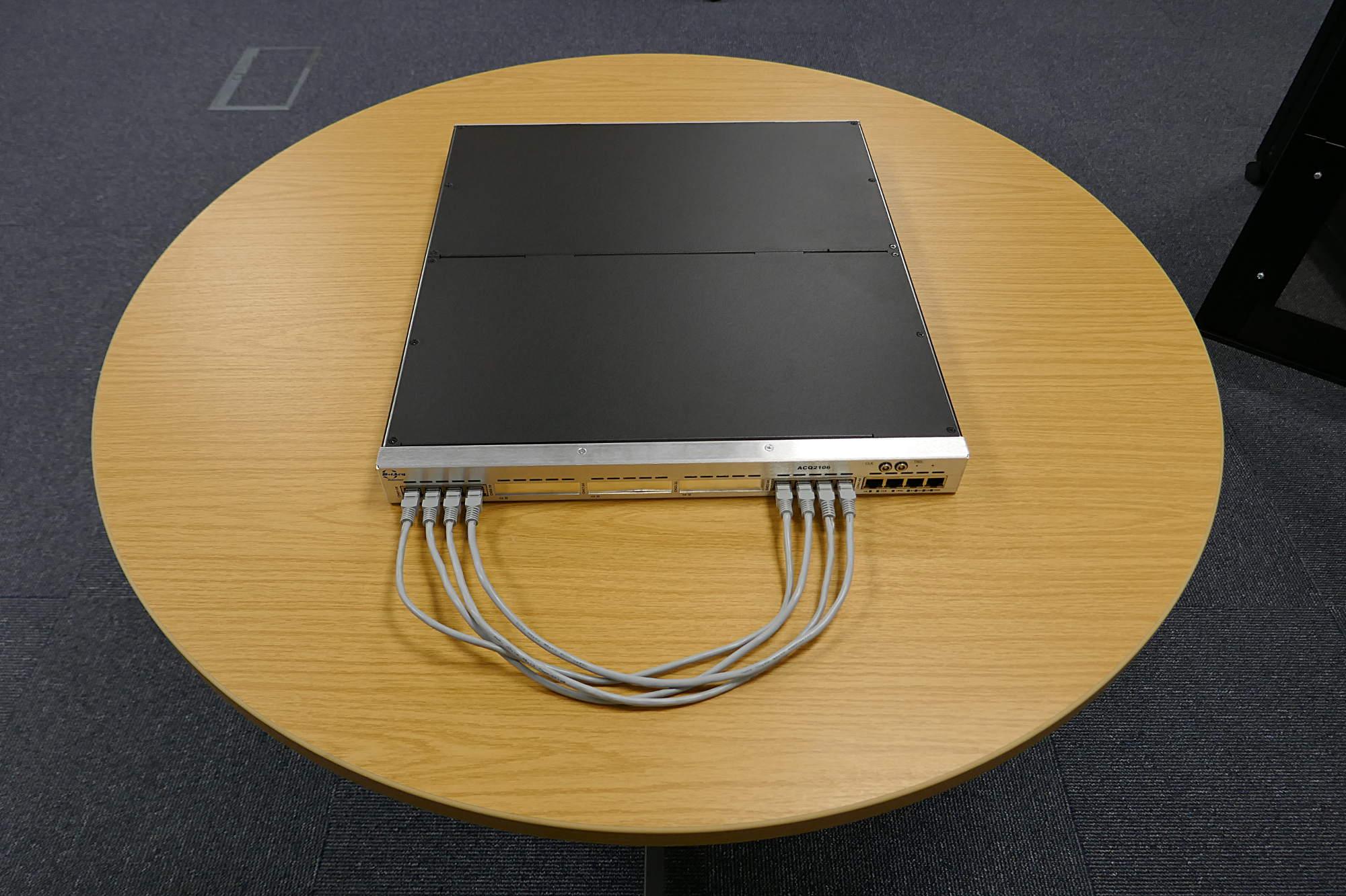 D Tacq Solutions Custom Signal Conditioning Inside