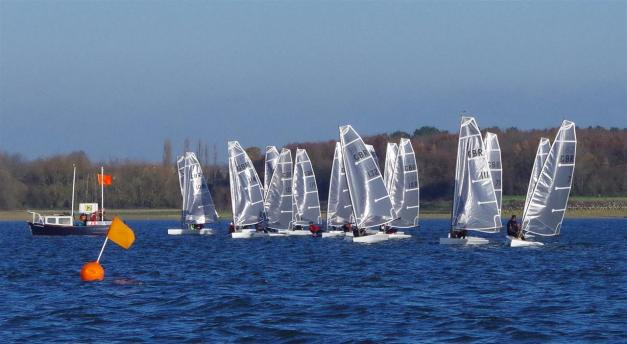 D-Zero Demos available at Abersoch Dinghy Week 2015