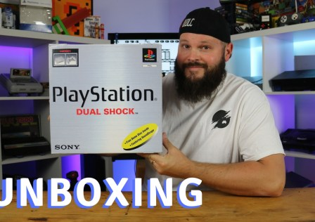 unboxing playstation