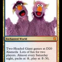 Two-Headed Giant