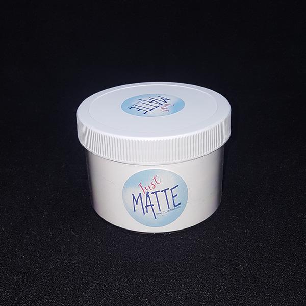 Just Matte 100 gram Jar