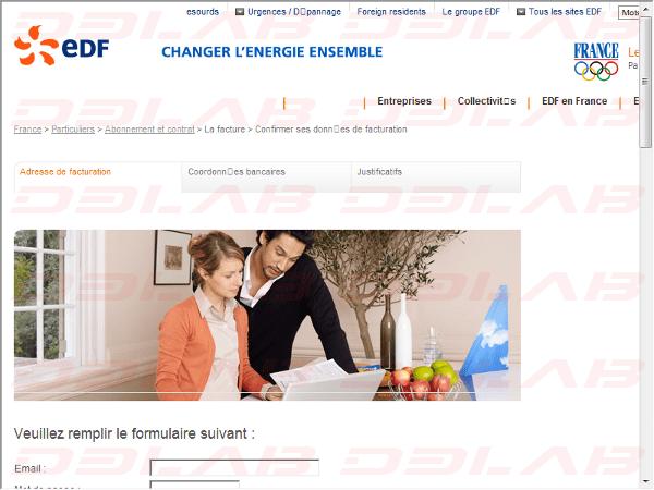 clone società elettrica francese