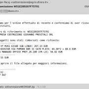 mail con malware