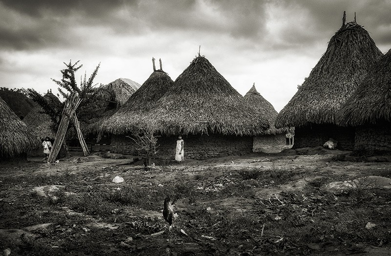 Kogi Village, Guajira, Colombia, 2017
