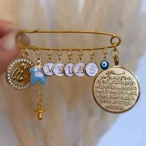 Anstecknadel Islamisch MILAS