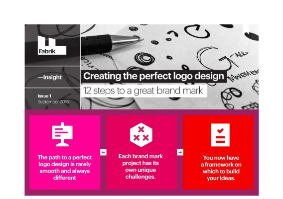 12 Steps To Design A Great Brand Logo For Success