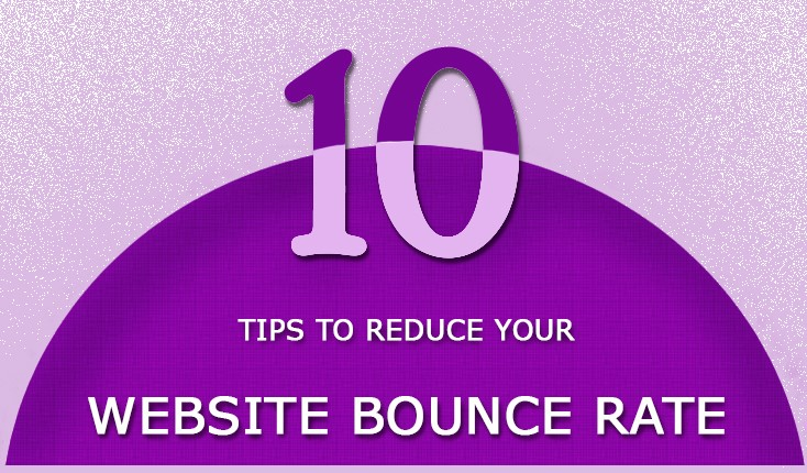 10 important tips to help reduce your website bounce rate