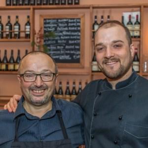 Antonio und Antonino Mastrangalo